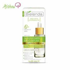 SKIN CLINIC PROFESSIONAL Correcting ANTI-AGE Day/Night SUPER MEZO Serum Bielenda