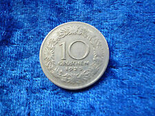 Austria 10 Groschen 1925 Fine