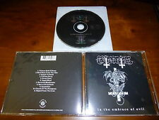 Grotesque / In the Embrace of Evil ORG'96 Black Sun Records At the Gates A2