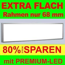 Premium Flat LED Leuchtkasten 1500-400mm Tiefe 68mm Leuchtreklame Leuchtwerbung
