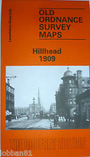 OLD ORDNANCE SURVEY MAP HILLHEAD LANARK SCOTLAND 1909 SHEET 6.06