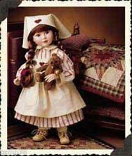 Boyds Yesterday's Child Doll Catherine Nurse NIB