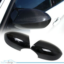 Carbon Fiber BMW 3-Series E90 E92 E93 M3 Mirror Cover 08-13