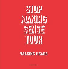 Talking Heads - Stop Making Sense Tour - 2 LP set on 180g vinyl!