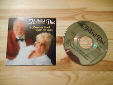 CD Schlager Het Holland Duo - N Zwerver Is Ook Maar Een Mens (2 Song) DINO MUSIC