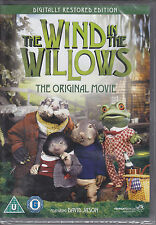 The Wind In The Willows (1983) Animated feat. David Jason New & Sealed UK R2 DVD
