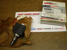 ALEXMILLS CASE IH GENUINE SOLENOID 4WD DROPBOX CASE IH TRACTORS CX C 81870291