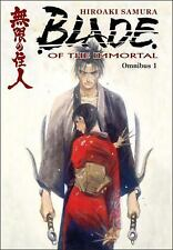 Blade of the Immortal Omnibus Volume 1 by Hiroaki Samura (2017, Paperback)