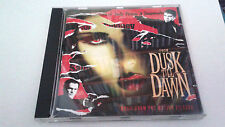 "ORIGINAL SOUNDTRACK ""FROM DUSK TILL DAWN"" CD 17 TRACK BANDA SONORA  BSO OST"