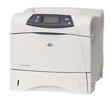 REFURB HP LaserJet 4350N Workgroup Laser Printer w/TONER 60 DAYS WARRANTY