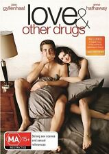 LOVE & OTHER DRUGS * NEW SEALED REGION 4 DVD PLUS DIGITAL COPY * ANNE HATHAWAY