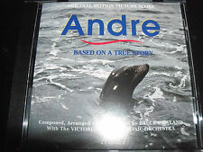 Andre Original Motion Picture Score Soundtrack CD By Bruce Rowland
