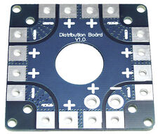 Stromverteiler Power Distribution Board PDB Quadro Hexa Octo Multi Copter FPV