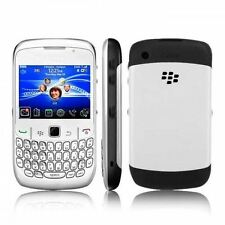 Blackberry Curve 8520 White Mobile Phone Smartphone Qwerty Unlocked New
