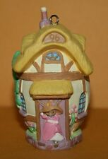 Hallmark  Spring Keepsake Ornament Apple Blossom Lane 1996 Easter #2 bunny