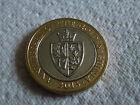 Rare Collectable UK £2 Two Pound Bimetallic Coin Anniversary Guinea 2013