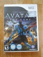 James Cameron's Avatar: The Game (Nintendo Wii, 2009)