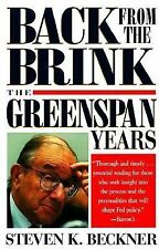 Back from the Brink: The Greenspan Years-ExLibrary