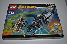 LEGO BATMAN 7786 THE BATCOPTER THE CHASE FOR SCARECROW NEW SEALED BOX