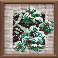 RIOLIS COUNTED CROSS STITCH KIT - WINTER - R814 - 20*20 cm