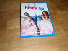 The Break-Up DVD Jennifer Aniston, Vincent D'Onofrio
