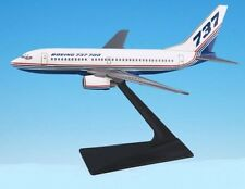 Flight Miniatures Boeing 737-7 Old House Color Desk Display 1/200 Model Airplane
