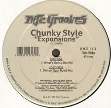 CHUNKY STYLE - Expansions - Nite Surcos