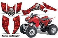 Honda TRX 300EX ATV Graphic Kit Decal Sticker QUAD PARTS 2007-2012 BONES RED
