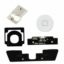 NEW Replacement White Home Button Flex Cable With Seal & Bracket For iPad 2