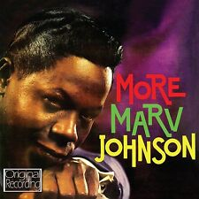 MARV JOHNSON - MORE MARV JOHNSON  CD NEU