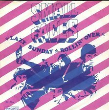 7inch SMALL FACES lazy sunday HOLLAND EX +PS