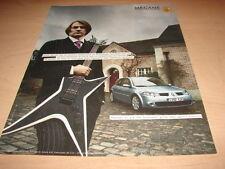 METALLICA - SIMON FOSTER !!!!!!!!!!! PUBLICITE / ADVERT