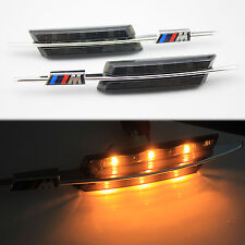 BMW M3 3 Series E46--2x LED Side Marker Lights Turn Signal Blinker Bulb Canbus