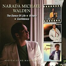 The Dance Of Life/Victory/Confidence, Narada Michael Walde, 5017261212153