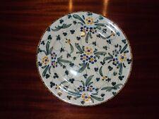 piatti antichi da esposizione in ceramica Cantagalli