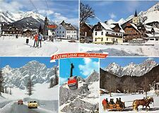 BG11569 cable train ski car voiture types   ramsau am dachstein austria