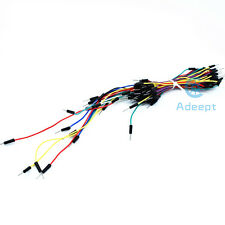 Adeept 65pcs/lot Dupont cable Jumper Wires for Arduino Breadboard Raspberry Pi