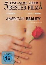 AMERICAN BEAUTY (Kevin Spacey, Annette Bening) NEU+OVP