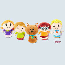 Hallmark itty Bitty bittys Scooby-Doo, Fred, Daphne, Velma & Shaggy - Set of 5