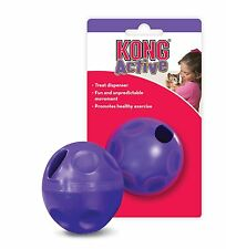 Kong Cat Treat Ball dispenser 17 x 10 x 10 cm Game Kitten Play Occupy Gift xmas