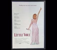 Little Voice 1998 Michael Caine/Brenda Blethyn Original Australian OS Poster 381