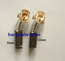 Brosses de carbone pour Hitachi Perceuse 18V 14V dv14dl WH18DL DV18DL 999054 999-054 E78