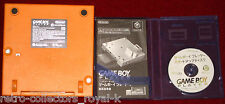 Nintendo GameCube ORANGE GAME BOY PLAYER + START-UP DISC NTSC-J Japan Gameboy