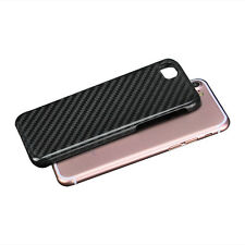 For Apple iPhone 7/7 Plus 3K Twill Real Carbon Fiber Case Glossy