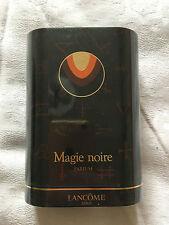 """VINTAGE parfum """"MAGIE NOIRE"""" by  PARIS, e 15 ml.,1/2 fl. oz, SEALED BOX"""
