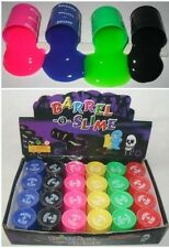 Wholesale Lot 24 sm Barrel o Slime Trick / Joke / gag Toys Prank party favor bag