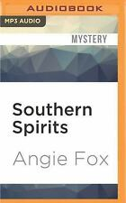 Southern Ghost Hunter Mysteries: Southern Spirits 1 by Angie Fox (2016, MP3...