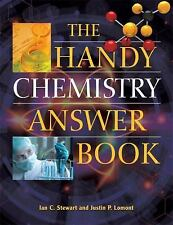 The Handy Chemistry Answer Book by Ian C. Stewart (PB) New