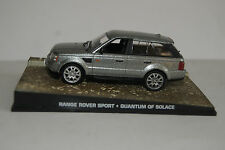 Modellauto 1:43 James Bond 007 Range Rover Sport *Quantum of solace Nr. 79