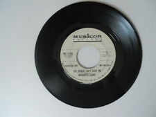 **The World Can't Save Me** Monty Lee  Musicor Records WLP Promo Country